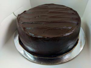 "awfully chocolate Original 6"" cake"