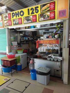 Circuit road vietnamese Pho 125