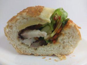 Pho 125 Roasted Pork Cheese Sandwich