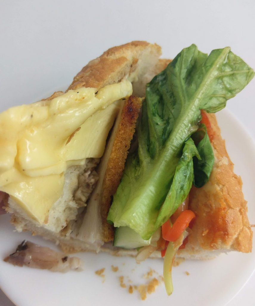 Pho 125 Roasted Pork Cheese Sandwich