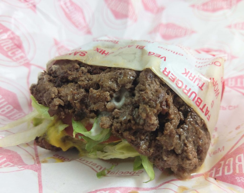 FatBurger SG Skinny Burger