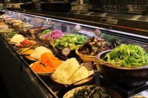 Keisuke Salad Bar