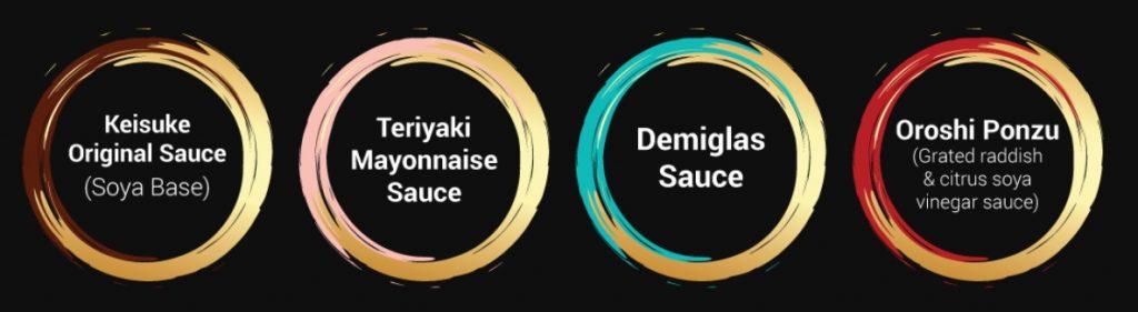 keisuke sauce