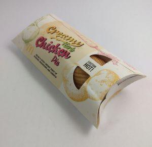 Mcdonald's Creamy Herb Chicken Pie 1