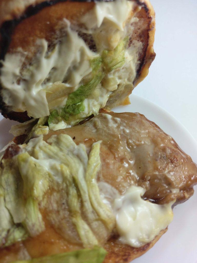 Mcdonald's Samurai Chicken Burger 3
