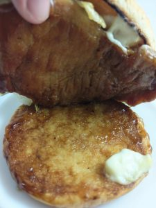 Mcdonald's Samurai Chicken Burger 4