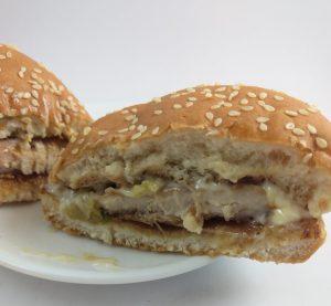 Mcdonald's Samurai Chicken Burger 5