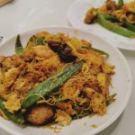 Singapore Noodles, the Merlion Statue of Singapore Cuisine