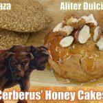 Cerberus's Honey Cakes | 2000 Year Old Recipe, Myth and History